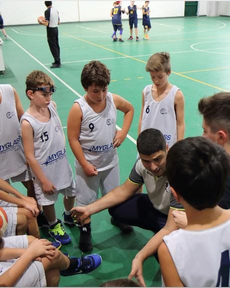 Under 13 Vs Condove Basket - 17/11/2018